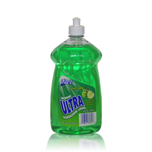 Ultra Green Apple Dish Detergent