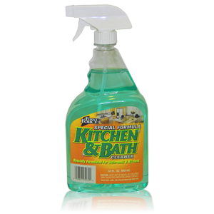 Kitchen & Bathroom Cleaner